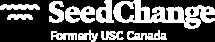 Seedchange logo super title