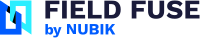 Field Fuse Icon Logo Card
