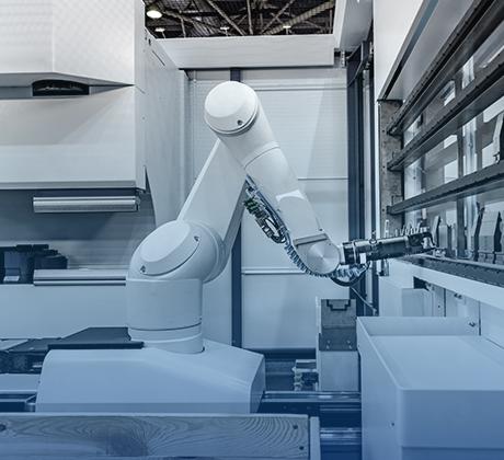 flex rootstock robot arm