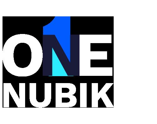 Onenubik logo One Nubik